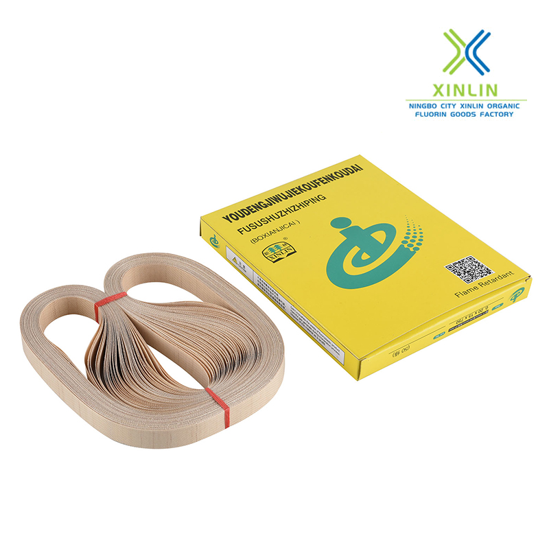 PTFE seamless sealing machine belts