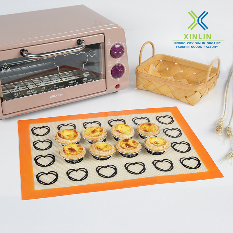 Cake Non-stick Silicone Baking Mat Sheet
