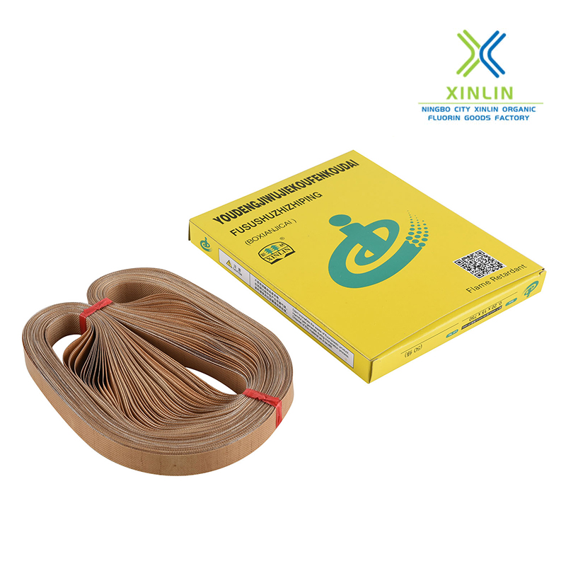 PTFE seamless ring sealing belt