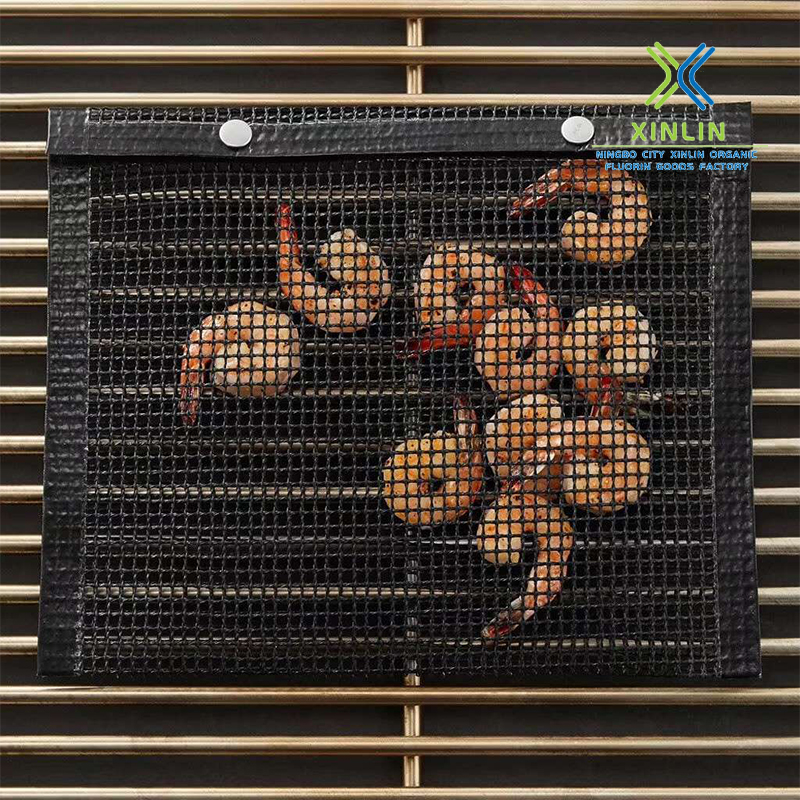 BBQ Tools Kitchen Goods Baking Grill Mesh bag