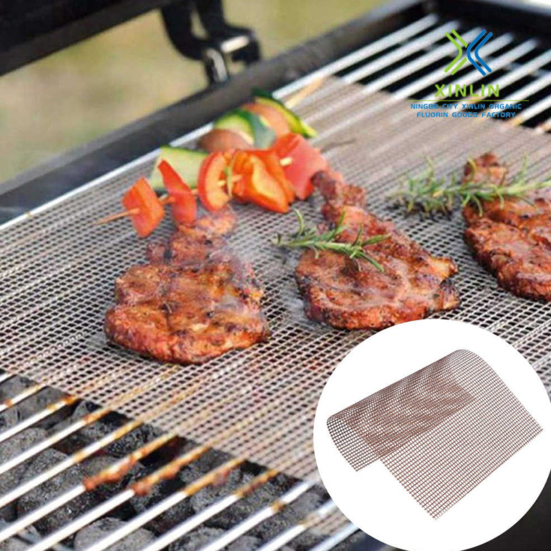 Durable Reusable Safety BBQ Mesh Mat