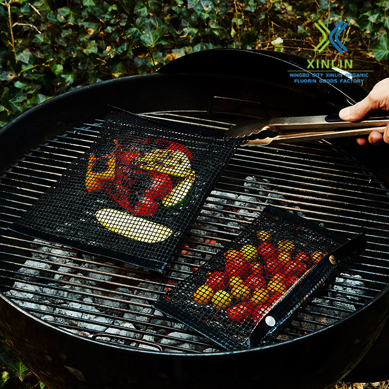 High Quality Reusable BBQ grill mesh bag