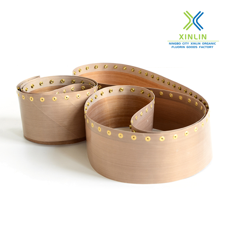 light weight heat resistant seamless sealing belt