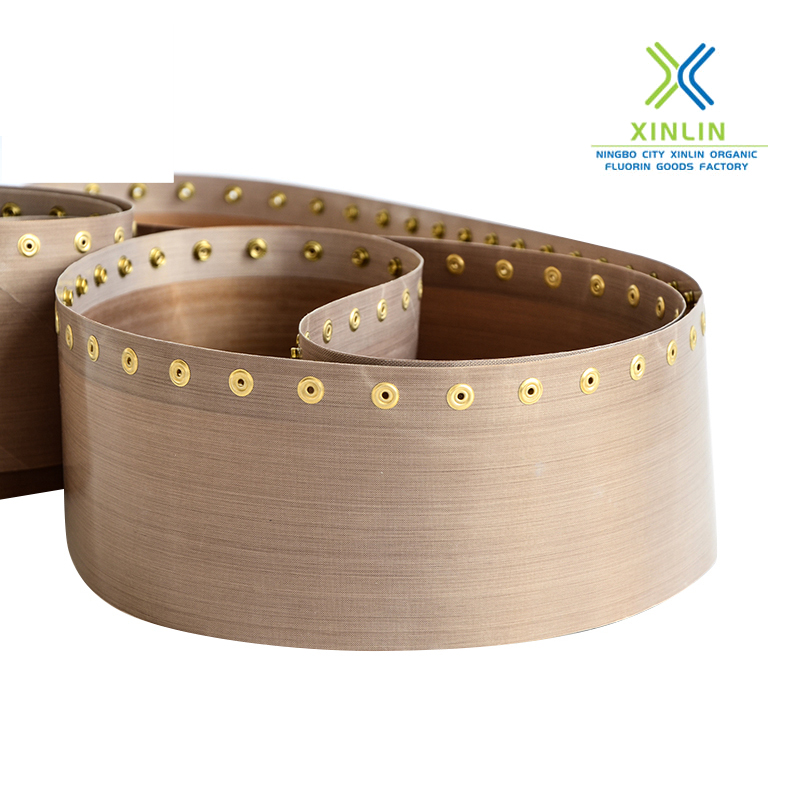 PTFE seamless fusing machine belt