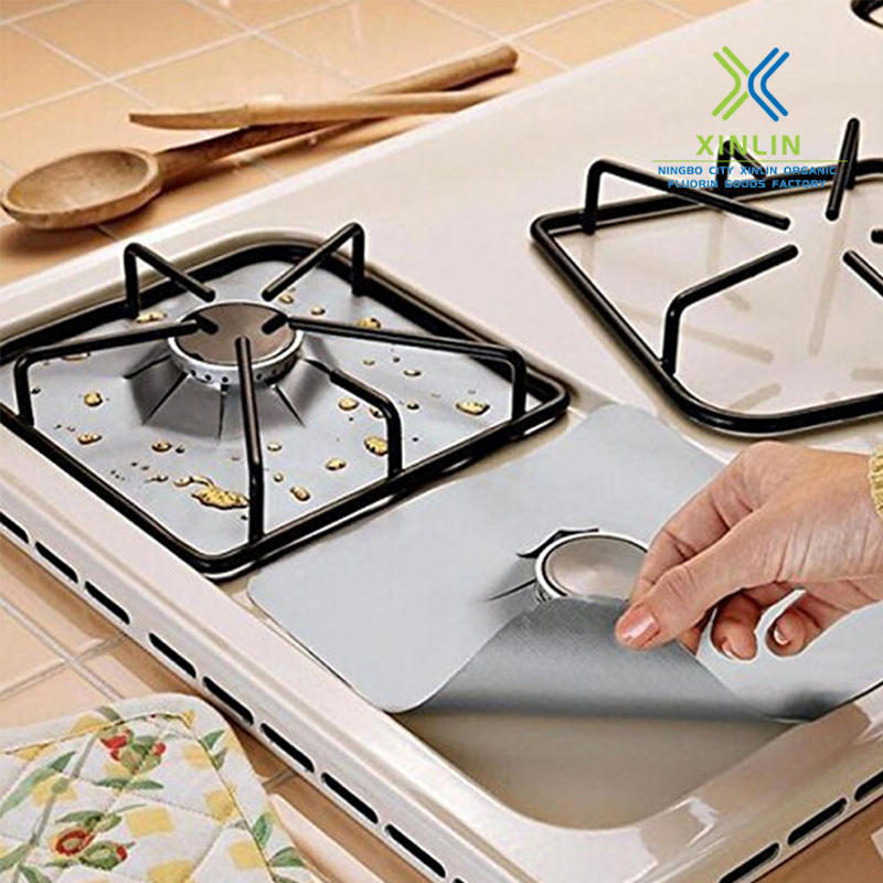 High Quality Eco-Friendly Non Stick Stovetop Burner Protector