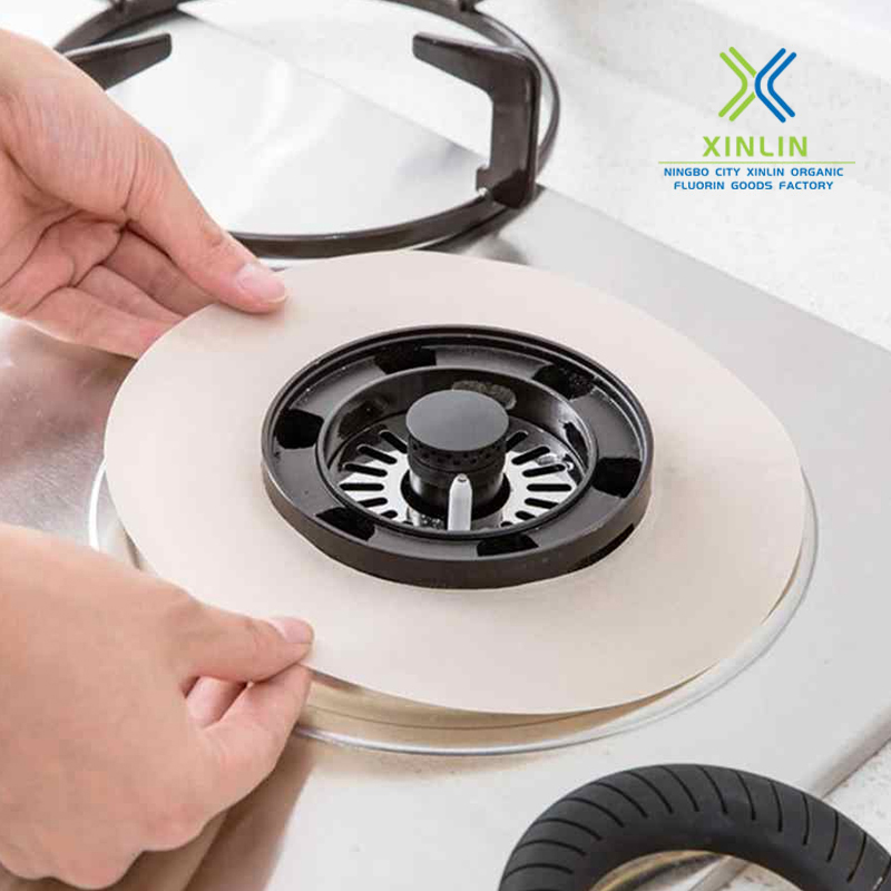 Gas Stove Range Protector Cleaning Pad