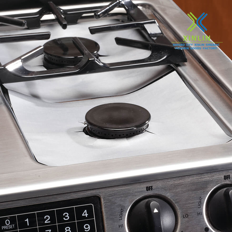 2019 Non Stick Gas Stove Top Protector Liner Mat