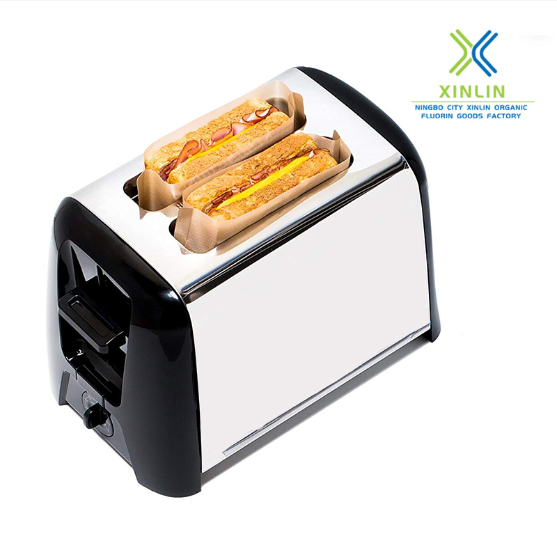 Toaster Grill Chees Bag Factory Manufacturer Baking Toaster Bag Food
