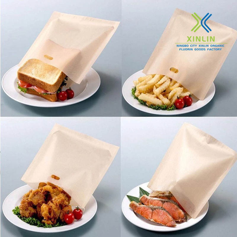 Hot Dog Bag For High Temperature