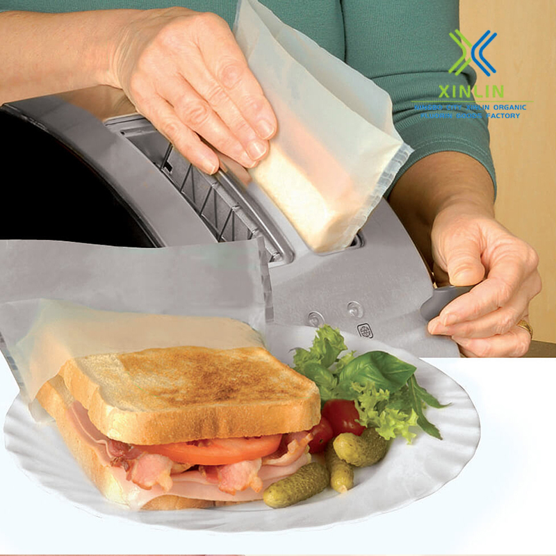 High Quality Toaster Oven Bag Cheap Non Stick Toaster Bag