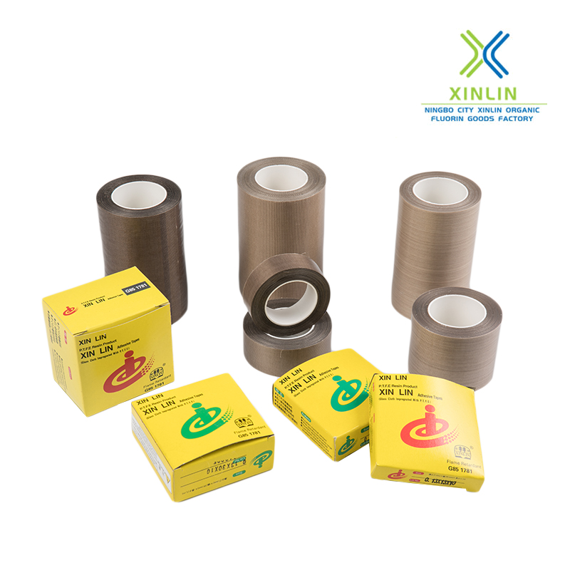 High Quality Heat Resistant Ptfe Glass Cloth Tape