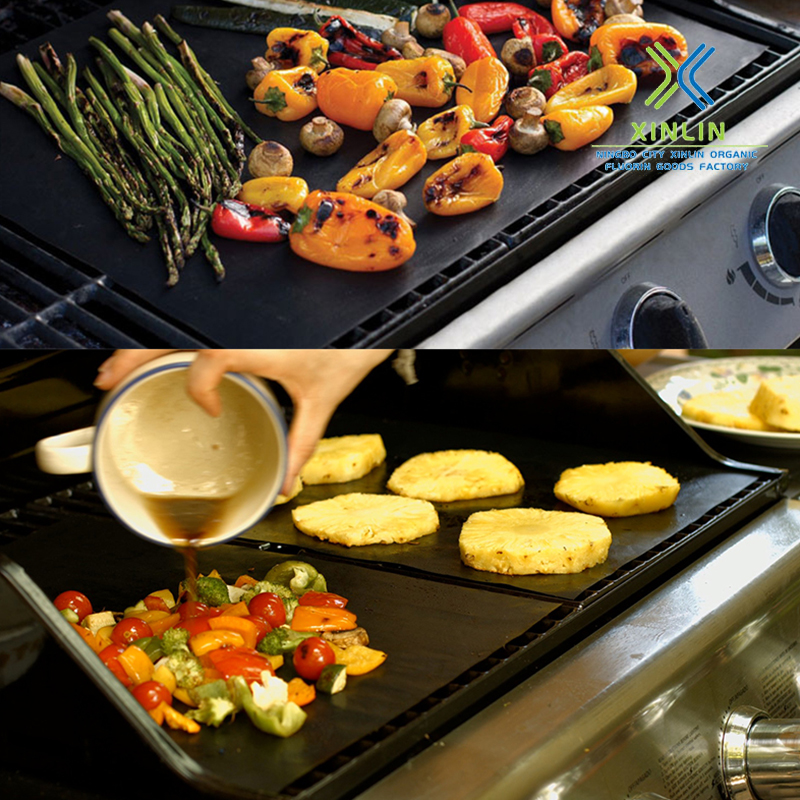 Non-stick Frying Eggs Bbq Grill Mat