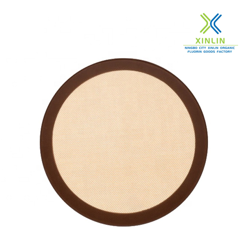 Anti-Slip Silicone Baking Mat for Non-Stick Silicone Fabric Baking Liner
